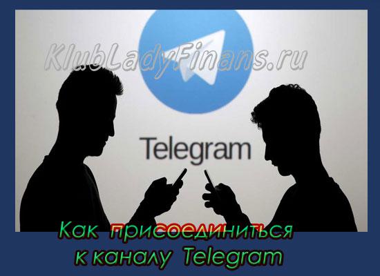 Как присоединиться к каналу Телеграм